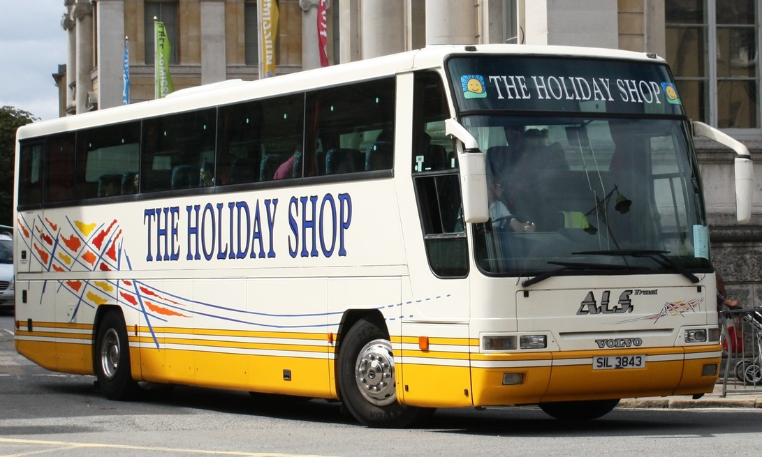 The Holiday Shop Coach
